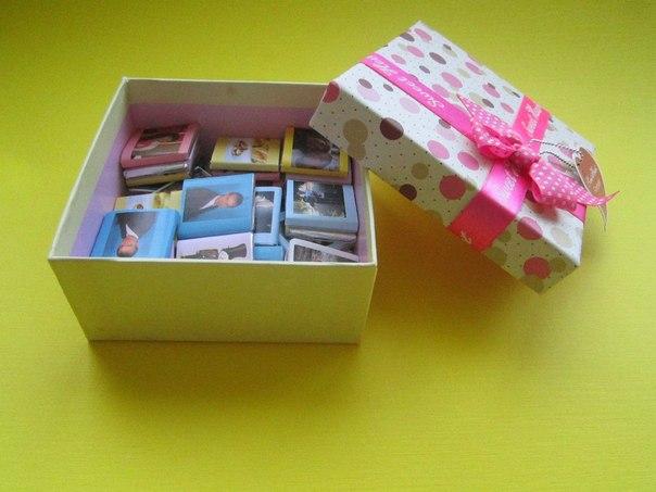 Упаковка, Коробка